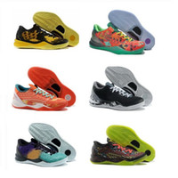 Wholesale best basketball shoes resale online - New Basketball Shoes for Men for Sale Deadstock Sneakers Mamba Shoe Forever Mamba Jings Best Shoes Discount yakuda Training Sneakers
