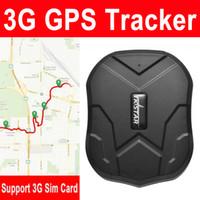 carte antivol achat en gros de-TK905 GPS de véhicule Tracker magnétique en temps réel Locator 3G WCDMA voiture suivi anti-vol de soutien 3G Carte Sim