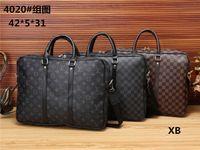 maletas de mulheres para laptops venda por atacado-2019 novas mulheres das mulheres maleta pacote de negócios de luxo venda quente bolsa para laptop mensageiro de couro pacote de embreagem bolsa Pastas