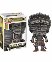 Wholesale dark knight toys action figures for sale - Group buy FUNKO POP Dark Souls Red Knight Hot Topic Exclusive Action Figure Toys Collection model Birthday gift