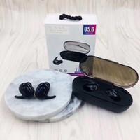 meilleur mini casque bluetooth achat en gros de-style chaud sport mini in-ear bluetooth tws casque casque paire automatique charge magnétique vs i12 i80 i100 pour iphone x samsung meilleur prix