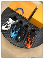 zapatillas de suela de goma al por mayor-2019 Recién llegado Digital Exclusivo ZigZag Hombre Zapatillas Red Bottoms, Flexible Rubber Sole y Chuncy Style Unisex diseñados zapatillas para correr