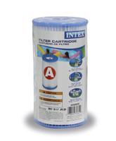 dizin havuzları toptan satış-INTEX Orijinal Ev Aile Yüzme Havuzu Filtrasyon Havuzu Filtre Kartuşu Değiştirme 2 adet Tip A