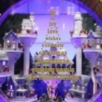 stickers muraux amovibles personnalisés achat en gros de-Or Noël explosions lettres décoration fenêtre autocollants arbre de Noël mode créatif amovible stickers muraux fabricants personnalisés