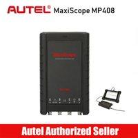 ingrosso oscilloscopio pc del canale usb-AUTEL MaxiScope MP408 Kit base Oscilloscopio per auto leggere e visualizzare segnali elettrici 4 canali di lavoro con PC Maxisys