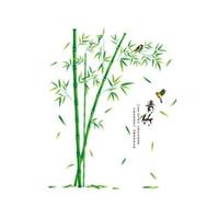 ingrosso decorazione della pianta di bambù-
