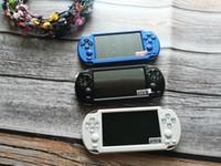 consola de jogos android polegadas venda por atacado-2019 X9 Além disso Handheld do jogo Player 5.1 polegadas ROM 16GG Tela HD construído em 1000 Jogos TV Output Multimedia Video Game Console