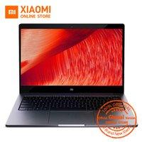 notizbuch quad großhandel-Globale Version Xiaomi 13.3 Notebook Air Quad-Core Verbesserte Version CE-Zertifikat Fingerabdruckerkennung Intel Core i5-Notebook