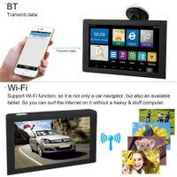Wholesale china car resale online - New quot Android Car Gps Navigation Truck Navigator Sat Nav Free Map W DVR camera Bluetooth