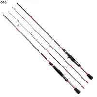Wholesale under spin lures resale online - Cheap Fishing Rods new rod m g lure weight ultralight spinning rods LB line weight ultra light spinning fishing rod