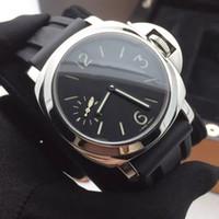 tourbillon de relógio de pulso venda por atacado-Homens Relógios De Pulso turbilhão mecânico de Alta Qualtiy Mens Movimento Automático Super Grande mostrador do Relógio de Esportes