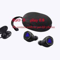 écouteurs mp4 achat en gros de-Origine Super qualité BO play E8 casque sans fil bluetooth écouteurs réduction du bruit des écouteurs sans fil écouteurs intra-auriculaires TWS casque pour Android ISO