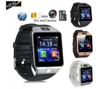 Wholesale pet monitoring camera resale online - DZ09 Smartwatch Bluetooth GT08 U8 A1 Smart Watch Support SIM Card Sleep Monitor Sedentary Reminder For Android Samsung Mobile Phone Hot