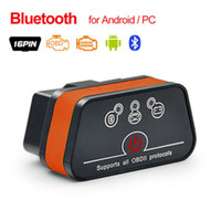 Wholesale obd2 bluetooth ios for sale - Group buy Vgate Icar2 Bluetooth OBD2 Diagnostic Tool and Scanner ELM327 V2 Bluetooth OBD Mini WiFi Adapter Android IOS PC Code Reader Scan