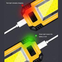 lámpara de emergencia led 5v al por mayor-Súper brillante COB LED Luz de emergencia 5 V 30 W Retro tienda de campaña luz recargable lámpara de camping al aire libre IP65 linterna portátil