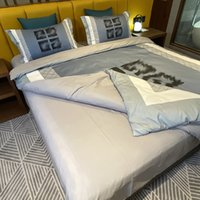 Wholesale modern 3d bedding set for sale - Group buy Modern Style Printed Home Bedding Sets Fashion Queen Size Bedding Comforter Modal Quilt Cover Suit