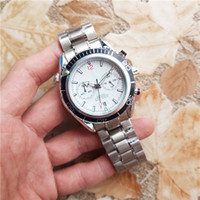 Wholesale cheap watches online - Men Watch Silver Strap Quartz montres alloy hommes montre luxe AAA Cheap Stainless steel mens watches