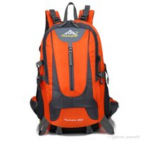 Wholesale wheel backpacks for sale - Group buy Waterproof Breathable Outdoor Sports Backpack Large Capacity Wear Resistant Hiking Bag Fashion Unisex Multi function Camping Bag Multi Color