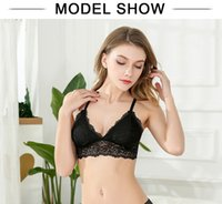 Back To Search Resultsunderwear & Sleepwears 2019 New Style Sexy Women Front Closure Lace Push Up Seamless Underwire Bra Lingerie Size 32-36 S72 Women's Intimates
