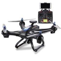 jouet gps achat en gros de-Vente en gros Jouets X183 professionnel Altitude Hold Dual GPS Quadrocopter avec 720P caméra HD RTF FPV GPS hélicoptère RC Quadcopter
