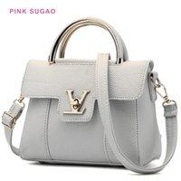 bayanlar pembe cüzdanlar toptan satış-Pembe Sugao lüks omuz çantası kadın çantası çanta tasarımcı çanta omuz crossbody çantaları çanta bayan telefon çanta alışveriş torbaları pu deri taşımak