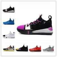 cheap for discount 6ccd1 3cf7d baratos naranja zapatillas de deporte para los hombres al por mayor-Nuevos  Hombres Baratos Kobe