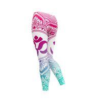 Wholesale galaxy yoga pants resale online - SAGACE Womens Galaxy Leggings Tummy Control Sport Athletic High Waist Yoga Pants Durable Moisture Wicking Summer
