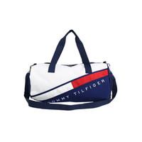 erkek golf çantaları toptan satış-Spor yoga spor çanta silindir kısa mesafe çanta kuru-ıslak yalıtım eğitim sırt çantası açık çanta erkekler ve kadınlar için yeni sıcak
