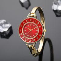 Wholesale bang bracelet for sale - Group buy Luxury Women Watch mm Pandora ladies watch Rose gold bracelet dress gift watches bracelet high quality new watch big bang