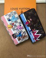 Wholesale flying bird women bags resale online - Zippy Wallet N60139 Canvas Flying Birds Zippy Wallet Clutch Handbag Long Vitton Wallet Belt Mini Bags Clutches Exotics Women