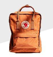 laranja esportes mochilas venda por atacado-Fjallraven Oficial Laranja Sueco Arctic Fox Mochilas de Água À Prova de Respingo Ao Ar Livre Tendência Casal Esportes Mochilas Para Venda