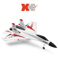 oyuncaklara bak toptan satış-Su 27 J 11 3 kanallı sabit kanatlı uzaktan kumandalı planör gerçek bir uçak model oyuncak gibi görünüyor.