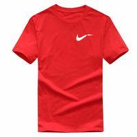 ingrosso t-shirt da basket-T-shirt da basket di marca Blank T-Shirt da uomo magliette a manica corta solido 100% cotone Homme Tee Shirt 2XL estate uomo abbigliamento Plus Size