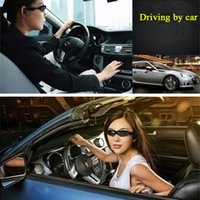 Wholesale anti glare lens resale online - New Sunglasses Wireless Bluetooth Headphones in Voice Prompts Anti glare Lens Listen Music and Answer Call Smart Bluetooth Glasses