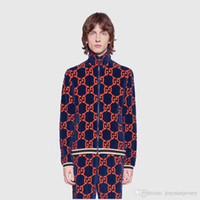 calças de lantejoulas para homens venda por atacado-Outono Inverno 2 Peças Outfits Para homens Lantejoulas Língua Manga Comprida Com Capuz E Bolso Calça De Fitness Streetwear Two Piece Treino