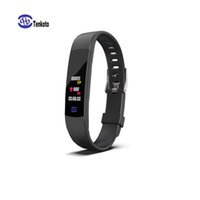 ingrosso ordinare porcellana di moda-OEM Made In China SDK Impermeabile Smart watch Bluetooth Connect IOS Android Wristband Fashion Style watch Bulk Ordine Personalizza il software