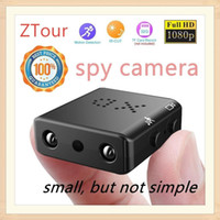 Wholesale free hide camera for sale - Group buy HD Good quality P Mini Spy Hidden Camera Security Camcorder Night Vision Motion Detetion