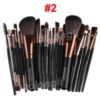 Wholesale maange makeup for sale - Group buy MAANGE Makeup Brushes Set Cosmetic brush Powder Blusher Foundation Eye Shadow makeup brush Kit Face Lips Eyes brushes tools