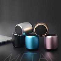 bluetooth usb für laptop großhandel-Bluetooth Lautsprecher M2 Stereo Mini Lautsprecher Bluetooth tragbarer Bluetooth Subwoofer MP3 Player Subwoofer Musik USB Player Laptop Party Lautsprecher