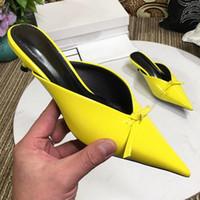ingrosso scarpe da sera in pelle-2019 spring new classic classic highclass eleganti scarpe da sera eleganti signore highheeled in vernice donna sandali a ruota alta con qu