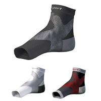 снятие усталости оптовых-Foot Guard Brace Compression Swelling Relief Unisex Ankle Heel Socks Anti Fatigue 1Pair Support