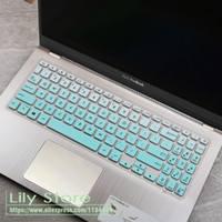 Wholesale silicone keyboard skins for sale - Group buy Silicone Keyboard Cover Skin For Asus Vivobook x512ub X512FJ X212FL X512FB X515FA X512F X512DA X512UF X512UA inch