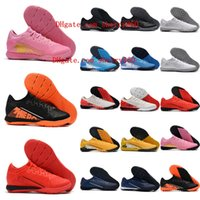 Wholesale cr7 turfs for sale - Group buy 2020 top quality mens soccer shoes Mercurial Vp Pro TF IC indoor CR7 soccer cleats Neymar turf football boots scarpe da calcio