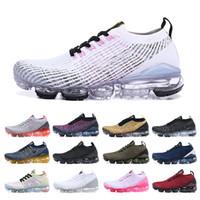 zapatos de senderismo al aire libre al por mayor-Air Mens Designer Running Shoes 2019 Mujeres Casual Air Cushion Trainers Superestrellas al aire libre de alta calidad Las mejores zapatillas deportivas de senderismo para correr