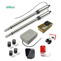 GALO swing per leaf stainless steel Swing Gate Opener kit with Electric Lock for Farm or Home's Swing Gates 300kg