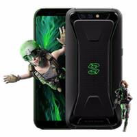 vídeo quente mms venda por atacado-Hot Original Xiaomi Black Shark Gaming Phone Blackshark 8 GB 128 GB Snapdragon 845 5.99
