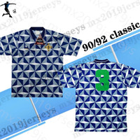 Wholesale ireland soccer jerseys resale online - Top classic Northern Ireland away shirt Retro soccer Jerseys Home retro classic Football shirts