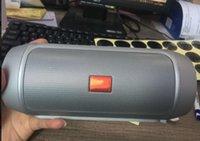 nuevos altavoces pequeños al por mayor-Nuevo Charge 2 + Altavoz Bluetooth portátil de colores mezclados con un paquete pequeño