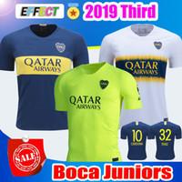 Tailandia Boca Juniors Third Green 2018 2019 Superliga argentina Camisetas  de fútbol 18 19 GAGO   5 CARDONA TEVEZ HOME AWAY uniformes de fútbol 1e761e6353304