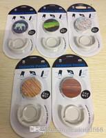 tischplatten-tischständer großhandel-Design Universal Autotelefonhalter für Smartphone Desktop Airbag Ständer Sockel Tablets Unterstützung für iphone8plus Ipad Samsung Sony Blackberry